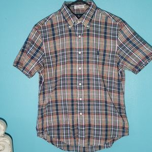 Small petite ralph lauren shirt